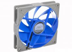 Вентилятор DeepCool UF 120 (4pin 18-29dB 500-1500rpm 172g anti-vibration)
