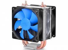 Кулер для процессора DeepCool ICE BLADE 200M (Soc-AMD/1150/1155/1156/2011/ 4pin 18-30dB Al+Cu 130W 343g clamp Dual-