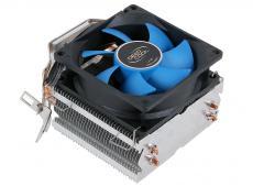Кулер для процессора DeepCool ICE EDGE MINI FS V2.0 1366/1156/775/ FM1 All Series/AM2/AM3  2 тепловые трубки+Медное основание TDP: 95Вт