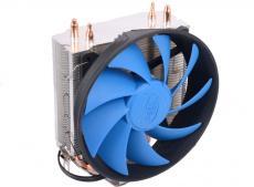 Кулер для процессора DeepCool GAMMAXX 200T S1150/S1155/S1156/S775/AM2/AM2+/AM3/AM4/FM1 (TDP 95W, Fun 120mm, PWM)