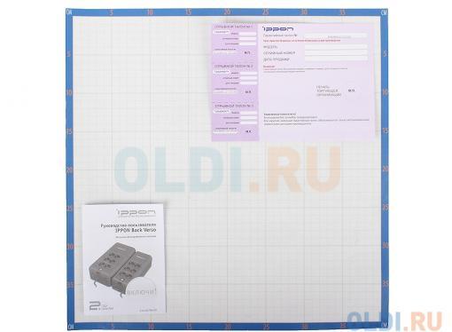 ИБП Ippon Back Verso 400 400VA/200W (4+2 EURO)