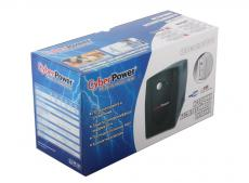 ИБП CyberPower VALUE 600EI-B 600VA/360W USB/RS-232/RJ11/45 (3 IEC)