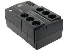 ИБП CyberPower BS650E 650VA/390W (3+3 EURO)