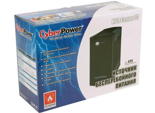ИБП CyberPower UT1050EI 1050VA/630W RJ11/45 (4 IEC)