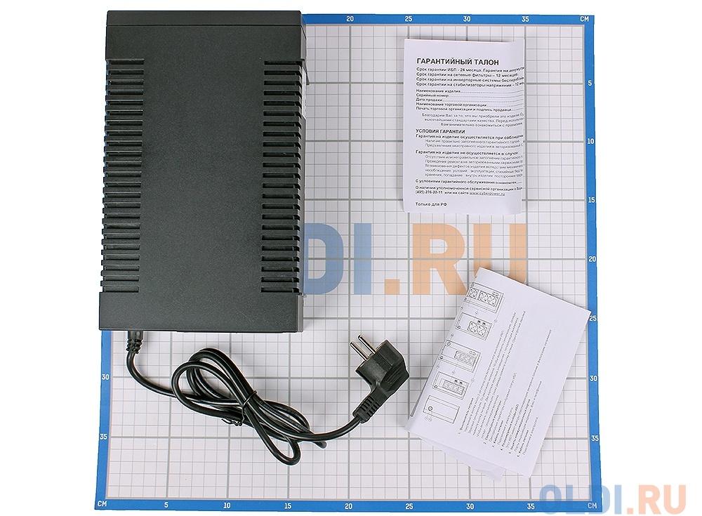 ИБП CyberPower UT450E 450VA/240W RJ11/45 (2 EURO)