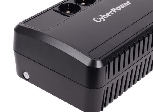 ИБП CyberPower BU850E 850VA/425W (4 EURO)