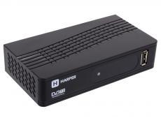 Цифровой телевизионный DVB-T2 ресивер HARPER HDT2-1202