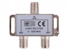 Антенный разветвитель Belsis SP3066 (1 на 2 направления, 1'000 МГц)