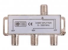 Антенный разветвитель Belsis SP3067 (1 на 3 направления, 1'000 МГц)