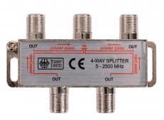 Антенный разветвитель Belsis SP3079 (1 на 4 направления, 2'500 МГц)