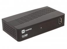 Цифровой телевизионный DVB-T2 ресивер HARPER HDT2-1514