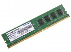 Память DDR4 8Gb (pc-19200) 2400MHz Patriot PSD48G240081