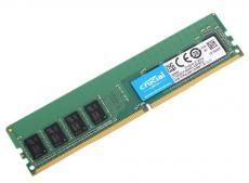 Память DDR4 4Gb (pc-19200) 2400MHz Crucial Single Rankx8 CT4G4DFS824A