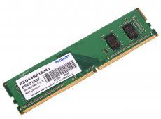 Память DDR4 4Gb (pc-17000) 2133MHz Patriot PSD44G213341