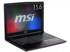 Ноутбук MSI GE62 7RE(Apache Pro)-033RU i7-7700HQ/8G/1T+128G SSD/15.6