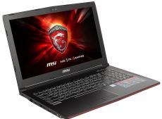 Ноутбук MSI GP62M 7RD(Leopard)-663RU i5-7300HQ (2.5)/8GB/1TB/15.6