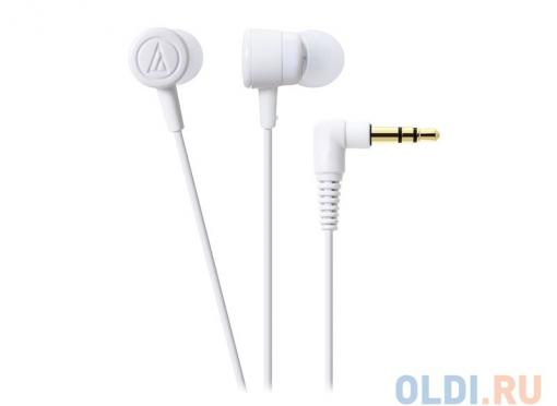 Наушники Audio-Technica ATH-CKL220 WH Белые