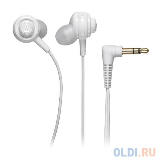 Наушники Audio-Technica ATH-COR150 WH белые