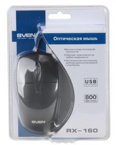Мышь Sven  RX-160 USB