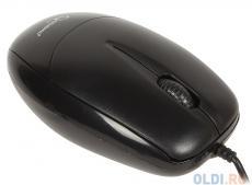 Мышь Gembird MUSOPTI9 -902U, черный, USB, 1000DPI