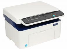 МФУ Xerox WorkCentre 3025BI (A4, лазерный принтер/сканер/копир, 20 стр/мин, до 15K стр/мес, 128MB, GDI, USB, Wi-Fi)