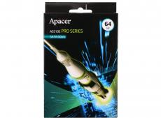 SSD накопитель Apacer AS510S AP64GAS510SB-1 64 Gb SATA III/2.5