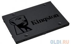 SSD накопитель Kingston SSDNow A400 SA400S37/240G 240Gb SATA III/2.5