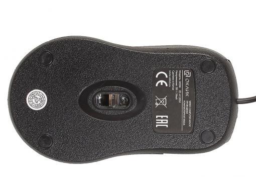 Мышь Oklick 305M Black USB
