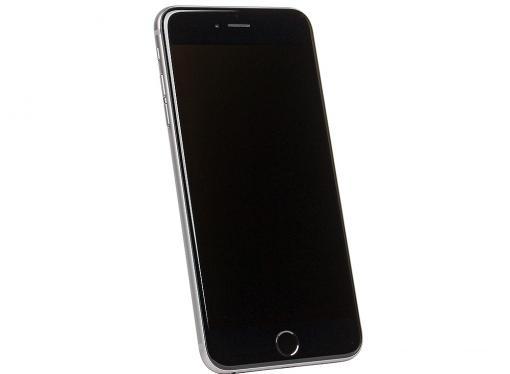 смартфон apple iphone 6s plus 16gb space grey mku12ru/a